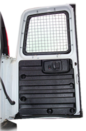 Van Window Safety Screens - GMC, Chevy, Ford