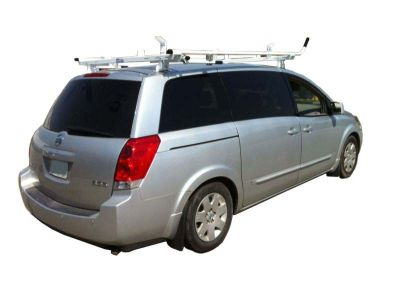 Nissan Quest van ladder rack