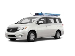 Nissan Quest Ladder Rack