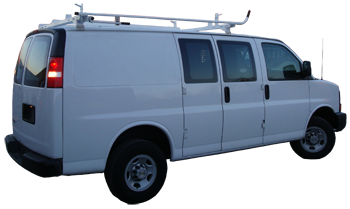 GMC, Chevy Van Ladder Racks