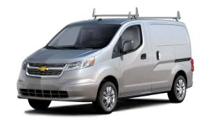 Chevy City Express Ladder Rack